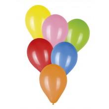 Ballonger Flerfärgade 100-pack