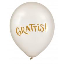 Ballonger Grattis 6-pack