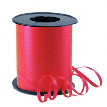 Ballongband Röd 91m