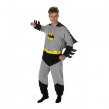 Batman Onesie Maskeraddräkt