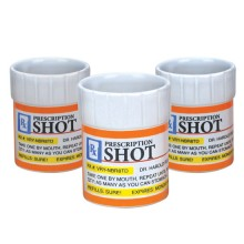 Shotglas Pillerburkar 3 st