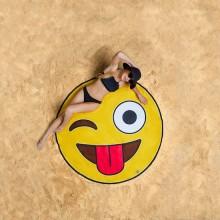 Strandhandduk Gigantisk Emoji
