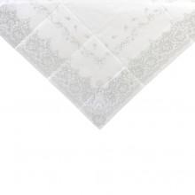 Bordsduk Elegant Silver