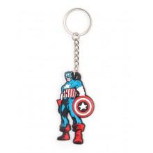 Marvel Captain America Nyckelring