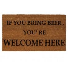 Dörrmatta Beer