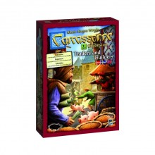 Carcassonne Expansion 2, Traders & Builders