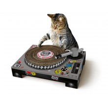 Klösbräda - Cat Scratch Turntable