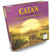 Catan: Handelsmän och Barbarer, Expansion