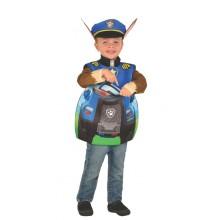 Chase Paw Patrol Barnmaskeradkostym