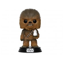Star Wars The Last Jedi POP! Chewbacca