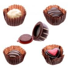 Läppglans Chokladpralin