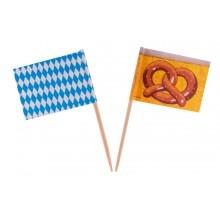 Cocktailflagga Oktoberfest 50-pack