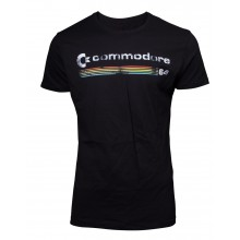 Commodore C64 Logo T-shirt