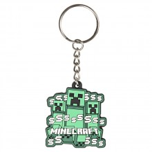 Minecraft Creeper Rush Nyckelring