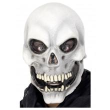 Latexmask Dödskalle Halloween