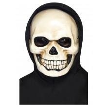 Dödskallemask Halloween