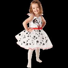 101 dalmatiner ballerinaklänning barn