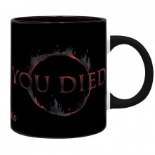Dark Souls Mugg You Died