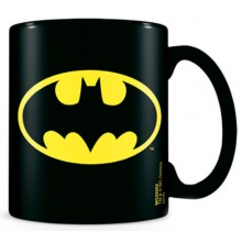 Batman Mugg Logga