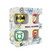 DC Comics Shotglas 4st