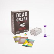 Dead Celebs, Kortspel