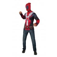 Deadpool Överdel Maskeraddräkt