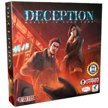 Deception - Murder In Hong Kong, Strategispel