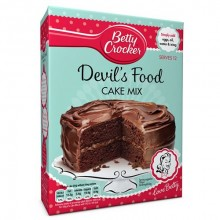 Betty Crocker Devil's Food Kakmix