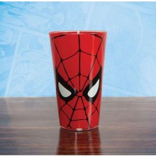 Marvel Comics Spindelmannen Glas