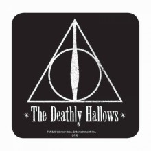 Harry Potter Deathly Hallows Drinkunderlägg