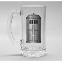 Doctor Who Ölglas
