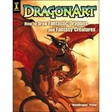Dragonart - how to draw fantastic dragons and fantasy creatures