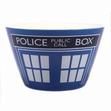 Dr Who Frukostskål Tardis