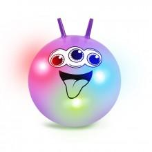Blinkande Hoppboll