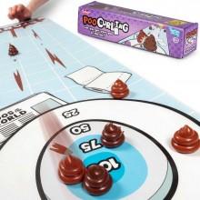Poo Curling