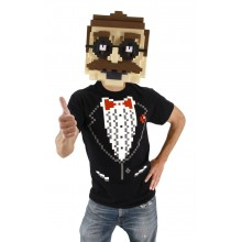 8-bitars Mask Gubbe