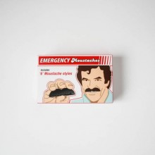 Emergency Mustasch