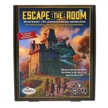 Escape the room, Mysteriet i stjärnkikarens herrgård, Samarbetsspel