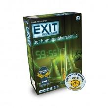 EXIT: Det hemliga Laboratoriet, Samarbetsspel