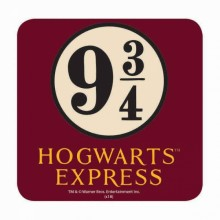 Harry Potter Plattform 9 3/4 Drinkunderlägg