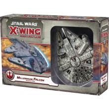 Star Wars: X-Wing Miniatyrspel - Millennium Falcon Tilläggspaket