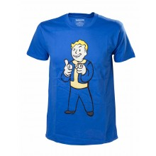 Fallout 4 - Vault Boy Shooting Fingers T-Shirt