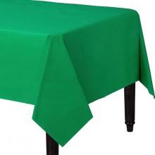 Bordsduk Grön Plast