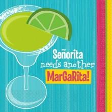 Servetter Margarita 16-pack