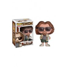 Big Lebowski POP! Vinylfigur The Dude 10cm