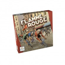 Flamme Rouge, Strategispel