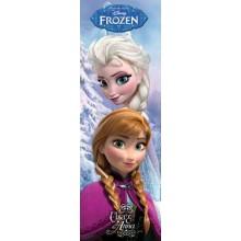 Frozen Anna & Elsa Poster