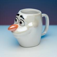 Frozen 2 3D Mugg Olof