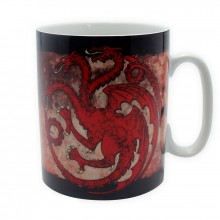 Game Of Thrones Mugg Targaryen
