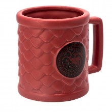 Game Of Thrones 3D Mugg Targaryen Dragon
